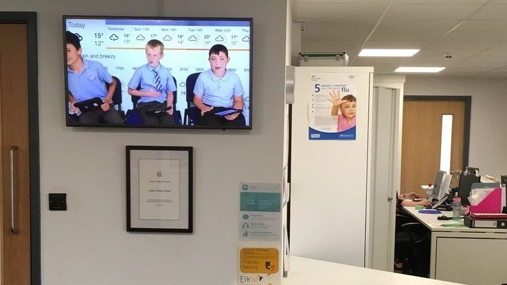 Rethinking the School Reception TrilbyTV