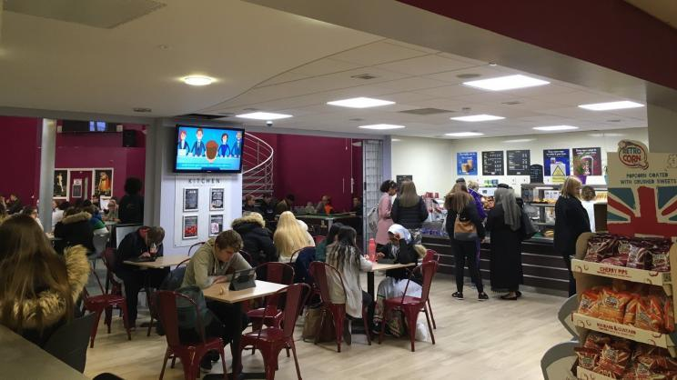 Communication is Key at Portsmouth College TrilbyTV
