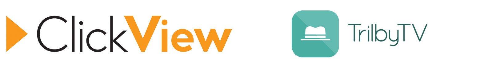 ClickView and TrilbyTV partnership TrilbyTV