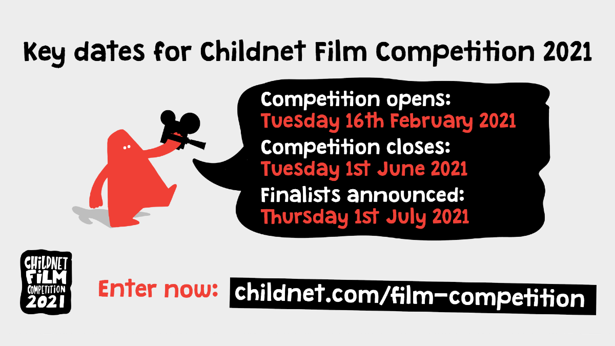 Childnet launches their 12th annual film competition! TrilbyTV